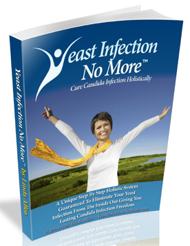 Yeast Infection No More - Yeast Infection Cure Book